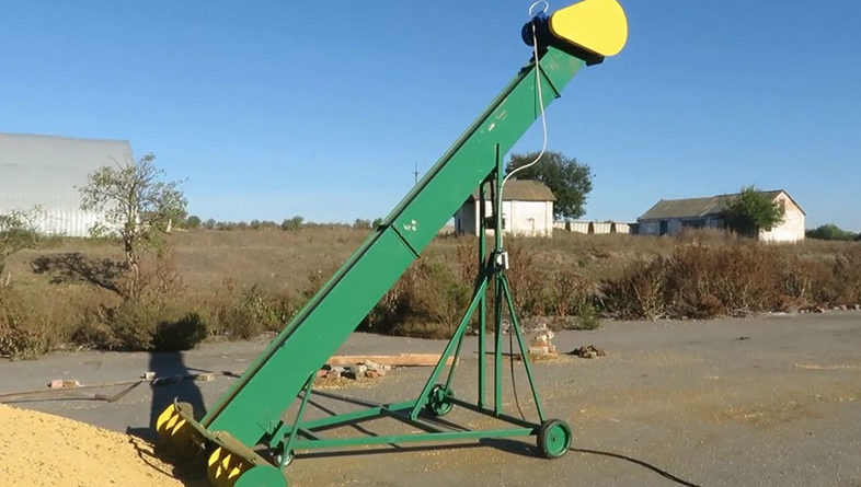 Производители зернопогрузчиков (фото ЗПС)