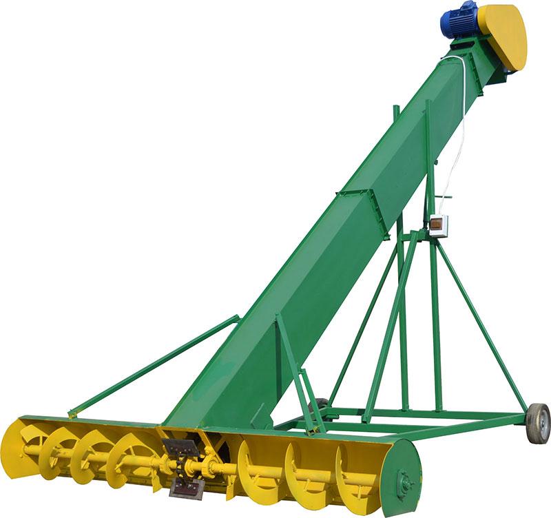Как выбрать зернопогрузчик (фото ЗПС)